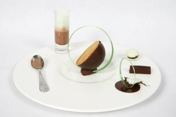 Chocolate Valrhona