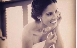 Daniela Ruah casou em Cascais com David Paul Olsen
