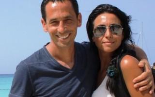 O árbitro Pedro Proença e Carla Rufino casaram no Alentejo antes do Mundial