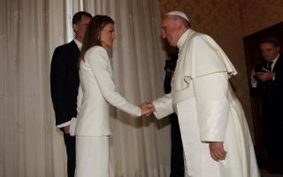 Papa recebeu esta semana os reis de Espanha