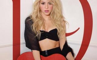 1. Shakira