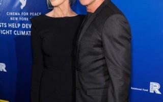 Sting com a mulher, Trudie Styler