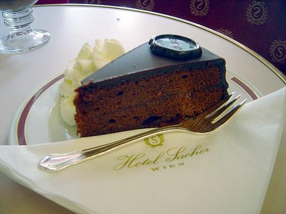 chocolate Sachertorte