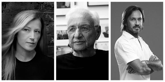 "A fotógrafa Cindy Sherman, o arquitecto Frank Gehry e o designer Mark Newson completam a equipa do projecto ""The Icon and the Iconoclasts"""