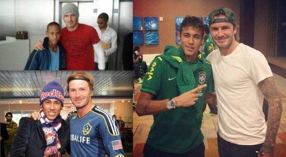 Beckham Neymar