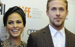 Eva Mendes e Ryan Gosling foram pais de uma menina em setembro.