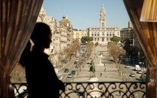 Hotel InterContinental Porto_Executive Room View