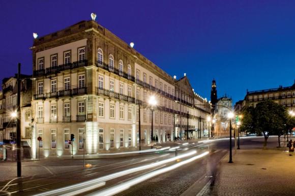 Hotel InterContinental Porto_Fachada