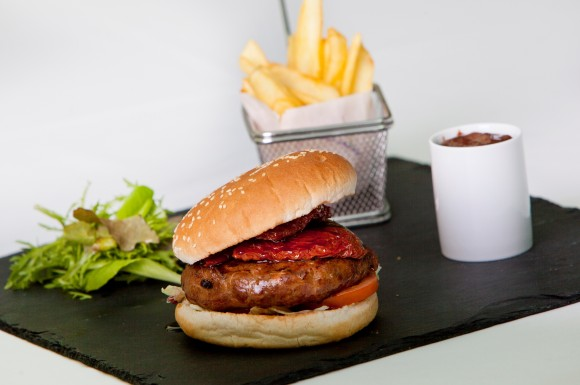 InterContinental Porto_Vino Burger