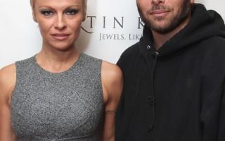 Rcik Solomon e Pamela Anderson
