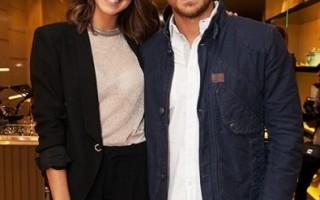 O casal de atores namorava há quatro anos