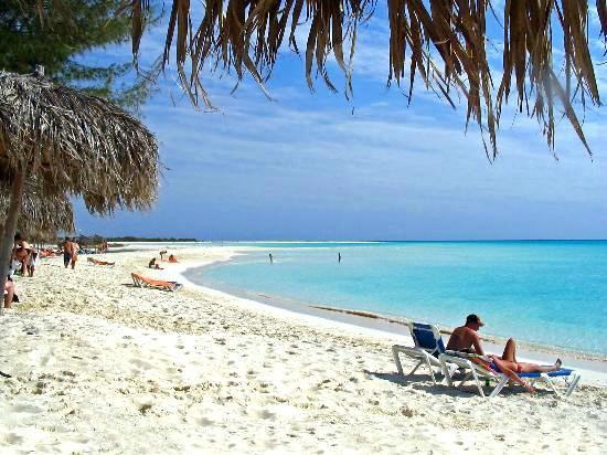 Paraiso Beach, Cuba