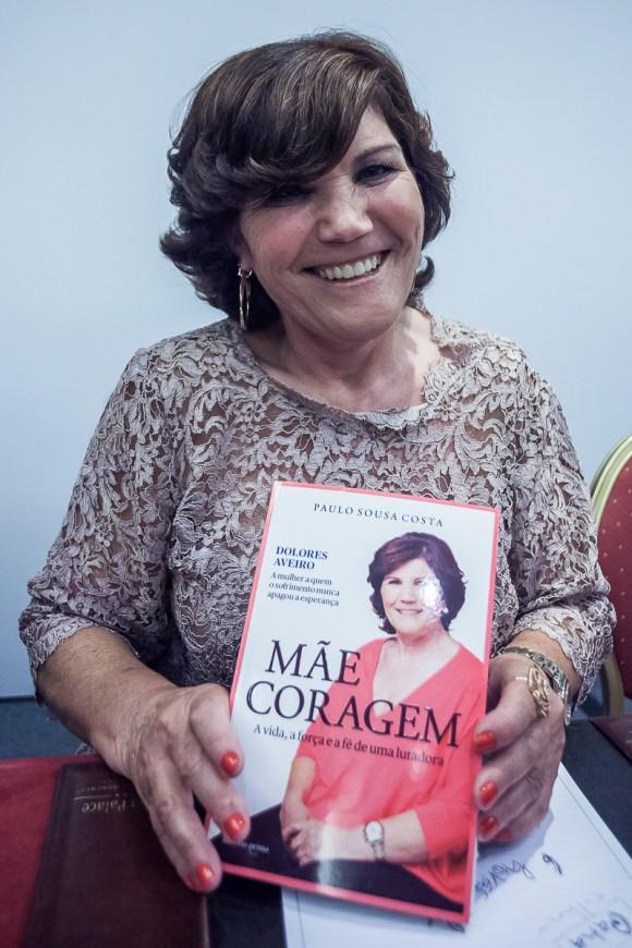 """""""Mãe Coragem"""" é o nome da biografia"""