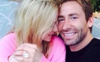 Avril Lavigne e Chad Kroger separaram-se ao fim de dois anos de casamento.