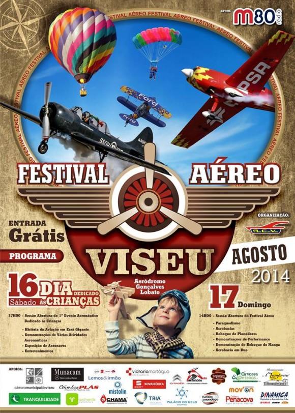 Festival Aereo Viseu