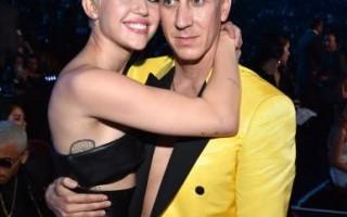 Jeremy Scott e Miley Cyrus