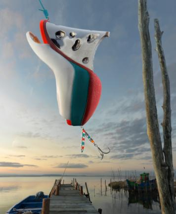Uma das imagens da campanha de 2013 com a Comporta como cenário