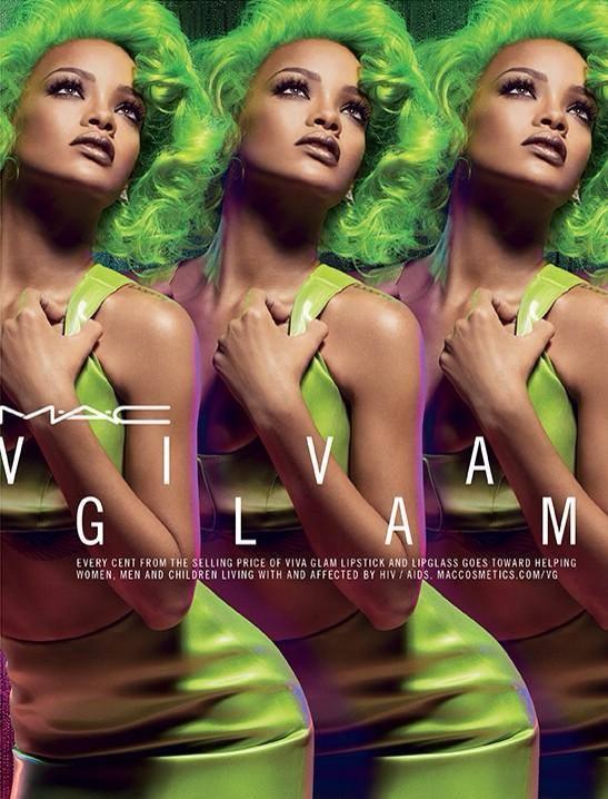 Rihanna Glam