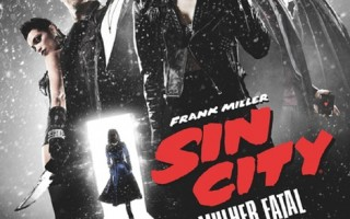 Sin City Cartaz