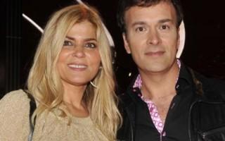 Tony carreira e Fernanda Antunes