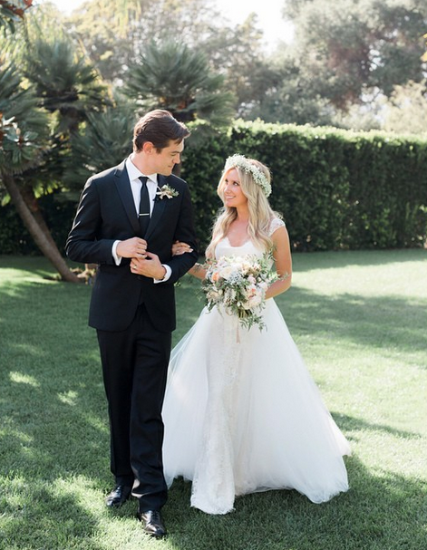 Ashley Tisdale e Christopher French