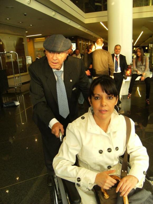 Gina González  e Di Stéfano