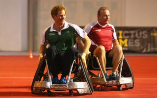 Harry Invictus Games1