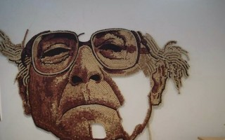 Mosaico saramago