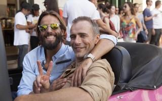 Ricardo Guedes e Afonso Vilela