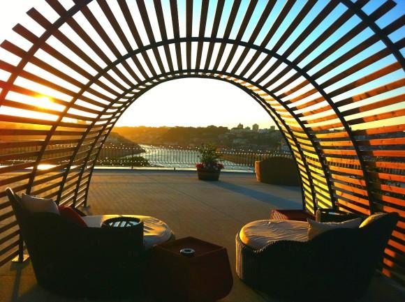 The Yeatman_Sunset