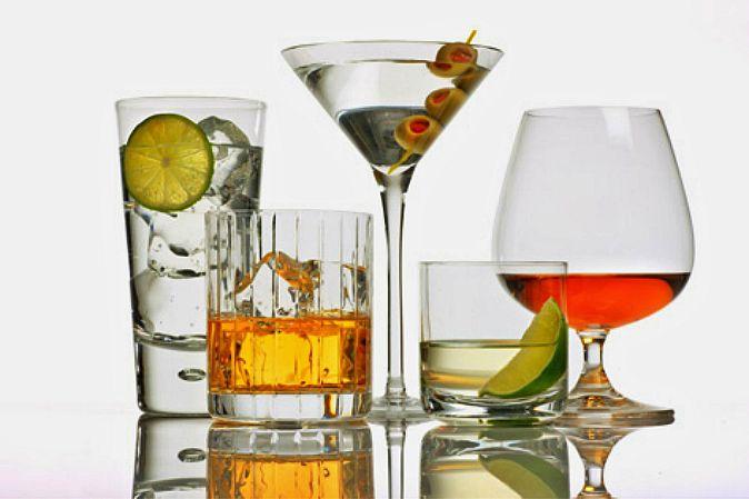 Etapas de tratamento de pacientes com alcoolismo