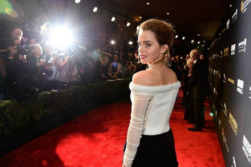 Bafta Emma Watson