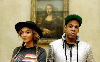 Beyonce Louvre1