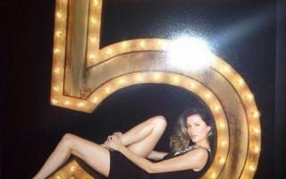 Gisele Chanel5