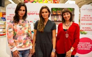 Lúcia Garcia, Diana Chaves e Ana Galvão