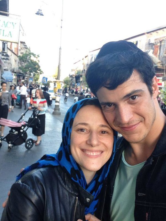 Mateus Solnado e Paula Braun