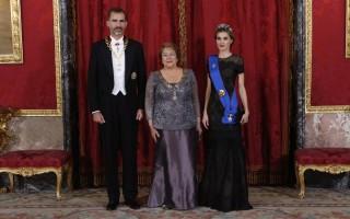 Reis Espanha presidente Chile3