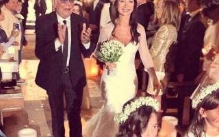 Roberto Cavalli casamento1