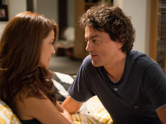 """No papel de Nuno em """"Beijo do Escorpião"""""""