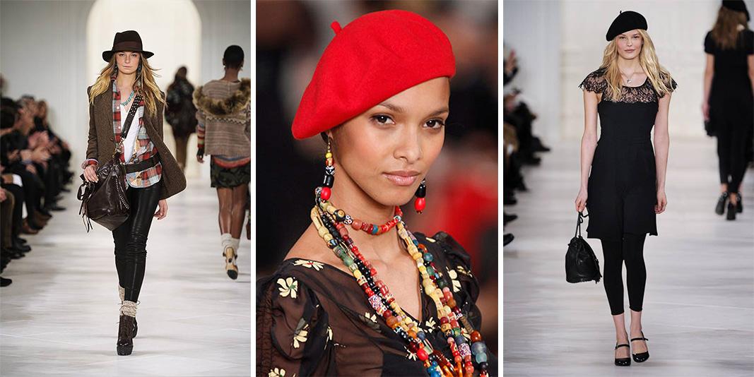 Os chapéus estão na moda este inverno - MoveNotícias 660ab8fd3a3