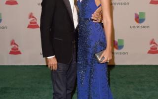 Grammy Latinos Marc Anthony, Shannon de Lima