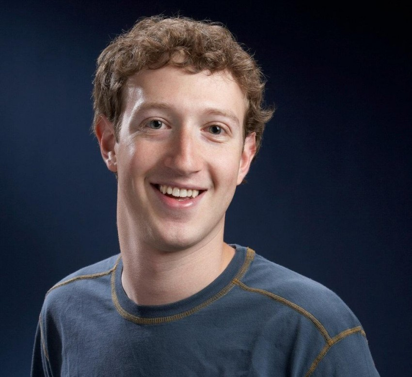 Mark Zuckerberg 1