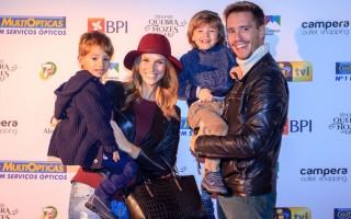 Núria Madruga, Vasco Silva e filhos