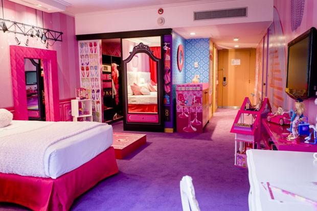 Hotel de buenos aires tem quarto da barbie movenot cias for Hotel barbie