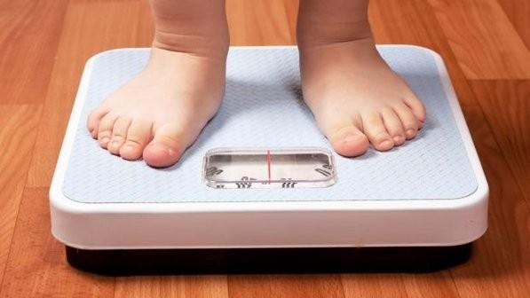 crianças obesidade