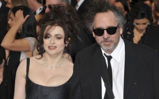 Helena Bonham Carter Tim Burton