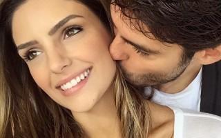 Kaká e Carol Celico estiveram casado durante mais de nove anos.