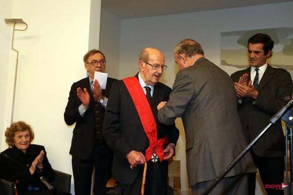 O realizador foi condecorado com a Legião de Honra francesa