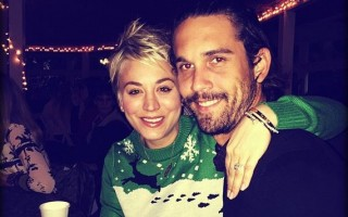 Kaley Cuoco e Ryan Sweeting seguiram caminhos separados, um ano e nove meses depois de terem subido ao altar.