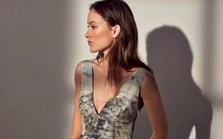 Olivia WIlde H&M